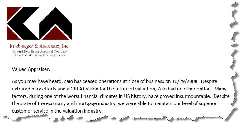Zaio Closes