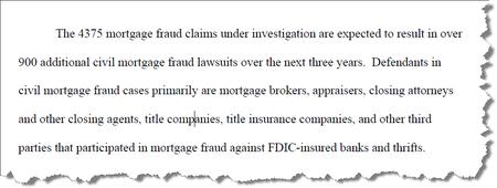 FDIC Testimony