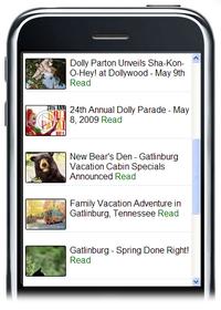 Bear's Den Mobile Blog