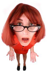Redhead-surprised