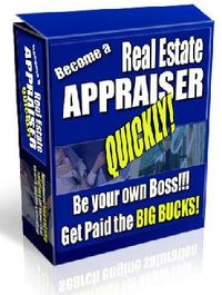 FIRREA - Finally I'm A Rich Real Estate Appraiser