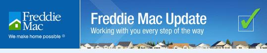 Freddie Mac Update