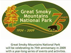 GSMNP 75th Anniversary