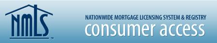 Nmls consumer
