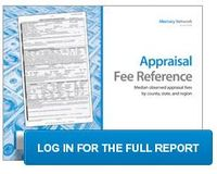 Appraisal Fee Reference Login