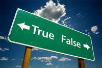 Truth of False