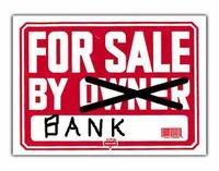 For sale by bank - REO