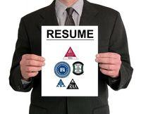 Designation resume