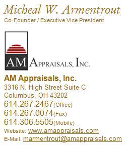 AM Appraisals
