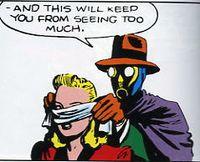 Blindfold Cartoon