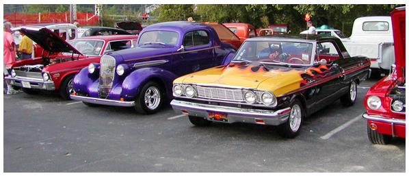 Bears Den Vacation News Gatlinburg TN Events - Gatlinburg car show