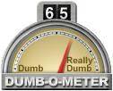 Dumb_o_meter