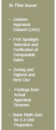 FHA Appraiser