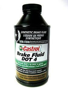 Castrol DOT 4 Brake Fluid