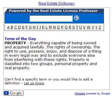 Real_estate_dictionary